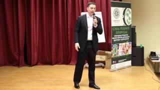 Выступление А А Хитрова, Президента Vertera Organic