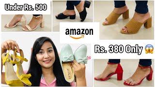 Affordable Amazon Footwear Haul | Amazon Ladies Footwear Haul | Amazon Ladies Footwear Under 500