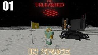 Minecraft FTB Unleashed - Episode 1 - Tinker's Tools
