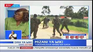 Adhari za siasa : Mwadhiriwa wa ghasia za uchaguzi mwaka wa 2007
