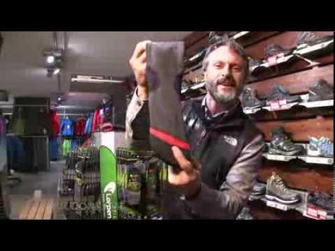 MONTAÑAS DE NIEVE: Los calcetines