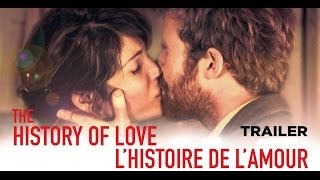 The History of Love Türkçe Altyazılı Fragman