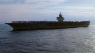 Vietnam War - Disaster on Uss Enterprise (Cvn - 65)
