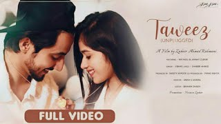 Taweez-unplugged | Zubair Rahmani| Mr.Faisu| Jannat Zubair |Ayaan Zubair| Vibhas |Paras| latest song - Download this Video in MP3, M4A, WEBM, MP4, 3GP