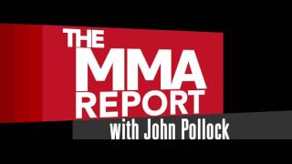 Jan. 19 The MMA Report feat. Michael Bisping, Brennan Ward, Dave Meltzer