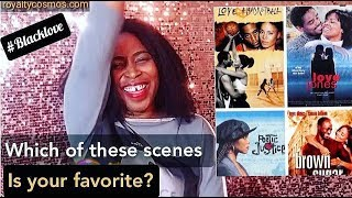 TOP 8 BLACK LOVE POPULAR MOVIES OF ALL TIME |  FAMOUS BLACK LOVE MOVIE SCENES | WEDDING WEDNESDAYS