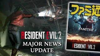 Resident Evil 2 Remake BIG News Update | New Image | Secret Game Mode | More!