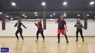 La Diabla   Alex Sensation & Nicky Jam  ZUMBA