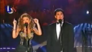 تحميل اغاني Wael Kfoury Nawal El Zoghbi El Tahadi نوال الزغبي وائل كفوري التحدي MP3