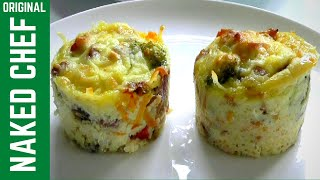 recipe for breakfast egg muffin cups