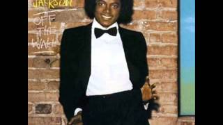Off The Wall - MICHAEL JACKSON '1979