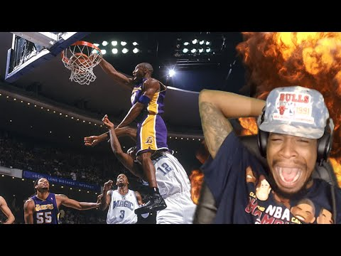 THE MUST RUDE & HUMILIATING PLAYS IN NBA HISTORY REACTION!!