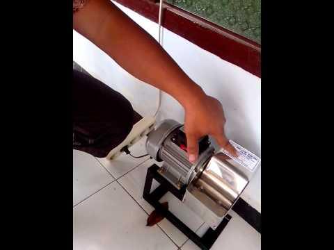 Mesin parut kelapa mini, cocok untuk rumahan, restoran, warung, atau usaha kecil lainya