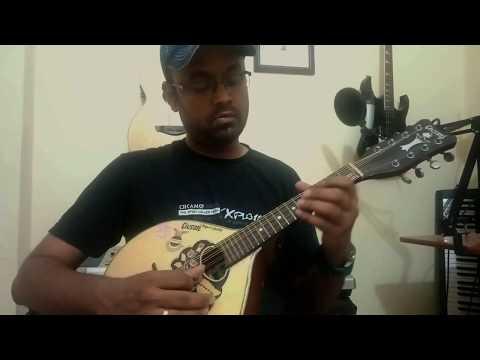 Pukarta chala Hoon Main on mandolin