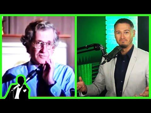Noam Chomsky ETHERS 'Classical Liberalism' & Capitalism