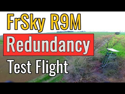 frsky-r9m--redundancy-function--r9mini--xmplus--first-flight--flex-firmware-868mhz-eu