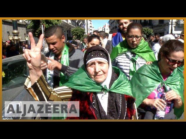 ???????? Algerian PM has started talks to form new government | Al Jazeera English