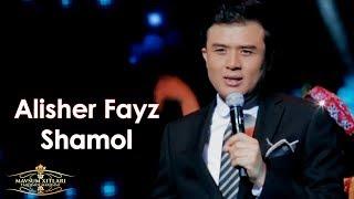 Alisher Fayz - Shamol (concert version)