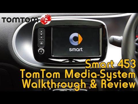 TomTom Smart Media-System Review for Smart 453