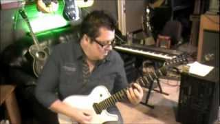 How to play Soldiers Under Command by Stryper on guitar(Mike Gross)