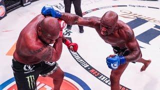 Bellator 175 Highlights: Rampage vs. King Mo 2 - MMA Fighting