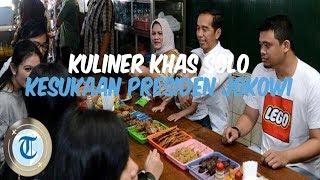 7 Kuliner Khas Solo Kesukaan Jokowi yang Bisa Kamu Nikmati