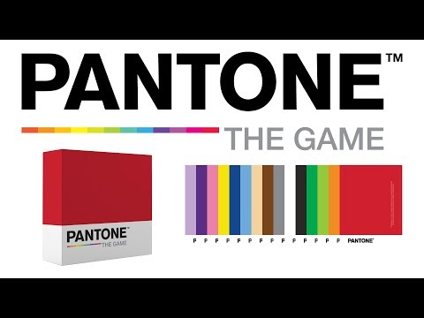 Pantone The Game - How to Play