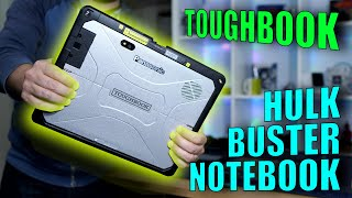 Panasonic Toughbook 33: A Brutal Windows Tablet PC!