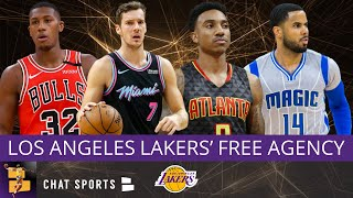 Los Angeles Lakers Rumors: 4 Point Guards The Lakers Could Sign in 2020 NBA Free Agency