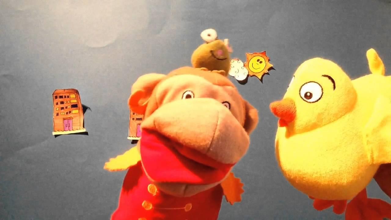 El profesor Monito y el Pollo Pepe: LAS VOCALES