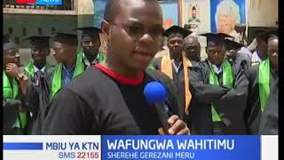 Mbiu ya KTN: Wafungwa gerezani Meru wahitimu