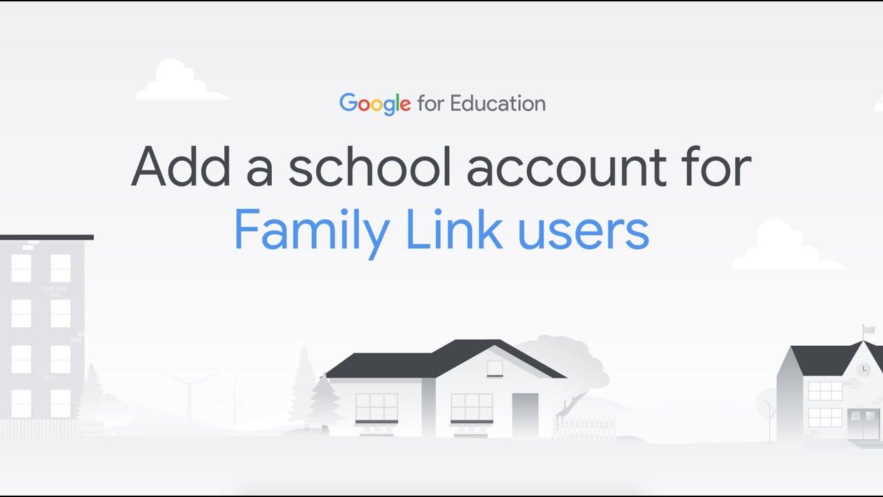Video of Family Link on Chromebooks