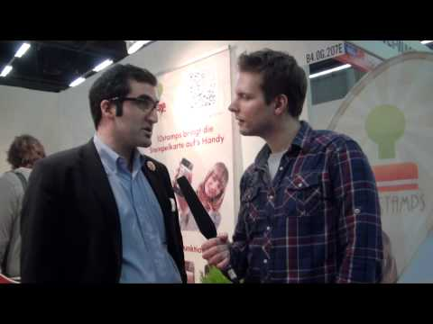 Sehenswert: Arash Houshmand von 10stamps im Interview