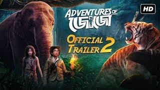 Adventures Of জোজো | Official Trailer 2 | Jashojeet | Rudranil | Samiul Alam | Raj Chakraborty | SVF