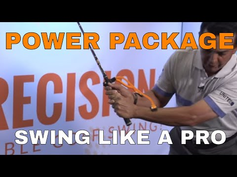 Power Package Golf Training Aid