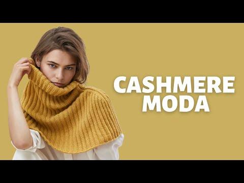 LANA GROSSA Cashmere Moda - обзор пряжи.