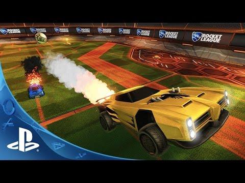 Rocket League - Supersonic Fury DLC Pack