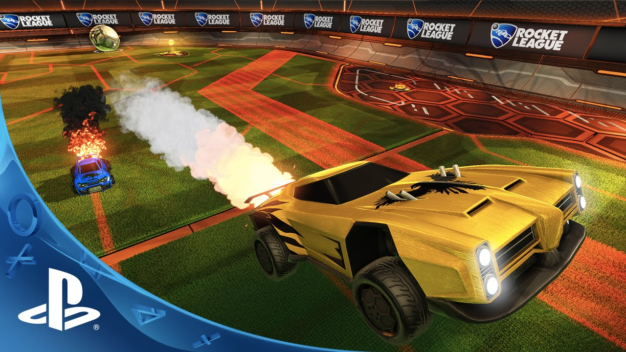 "Rocket League ""Supersonic Fury"" DLC Pack Coming This August"