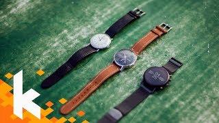 Smartwatch vs Hybrid- vs Uhr - Was ist besser?