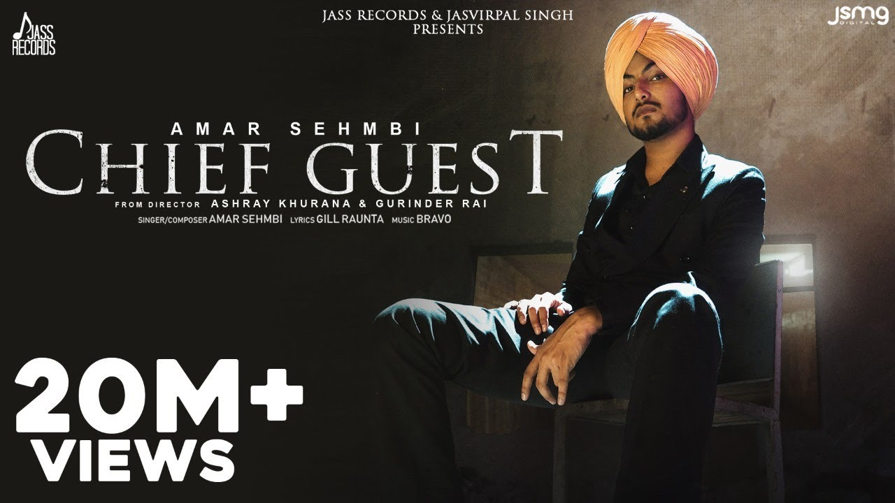 Chief Guest mp3 Song Free Download