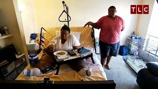 Mother Relies on Daughter Due to Immobility   My 600-lb Life
