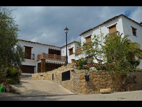 Alpujarra - Granada. Alojamientos rurales Balcón de Válor. Casas rurales