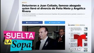 Juan Collado, preso y sin derecho a fianza | Suelta La Sopa | Entretenimiento