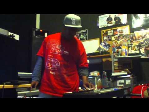 Raspy in the studio