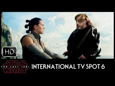 Star Wars: The Last Jedi (International TV Spot 2)