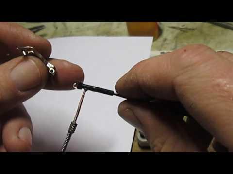как установить флекс на очках
