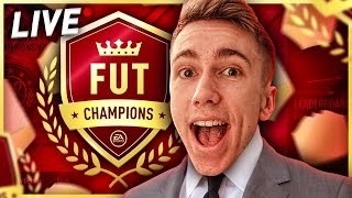 LIVE FUT CHAMPIONS AND Q&A!