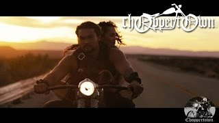 Road to Paloma (exclusive riding clip featuring Jason Momoa and Lisa Bonet!)