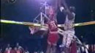 Michael Jordan 2003 All-Star Game Fadeaway (w. commentary)