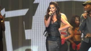 Cheryl Under the Sun A Million Lights Tour Odyssey Arena Belfast 3rd October 2012